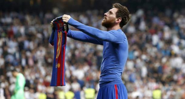 EFE (Messi celebra el gol final)