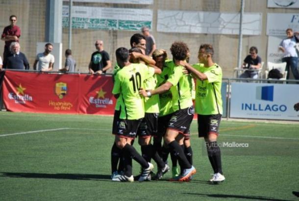 Foto: Futbol Mallorca.