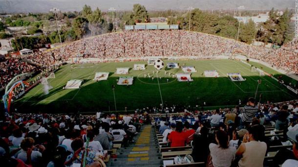 Primer partido de la MLS (cnn.com)