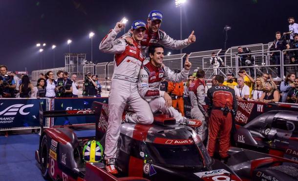 Com a saída da Audi no WEC, 2017 será um ano de mudanças. (Foto: AdrenalMedia)
