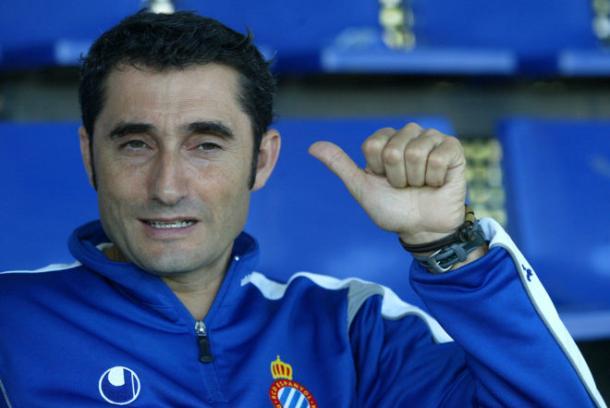 Valverde en su etapa perica FOTO: Antonio Moreno