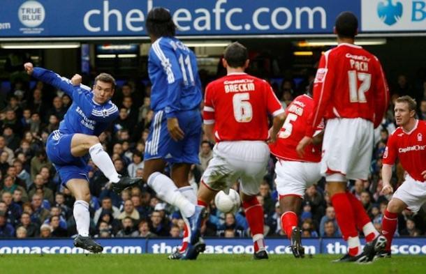 Chelsea vs Nottingham Forest | Foto: Chelsea FC