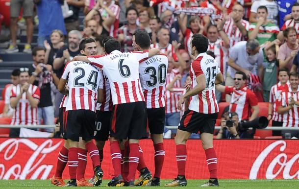 L'Athletic Bilbao batte di misura il Siviglia: 1-0 al San Mames