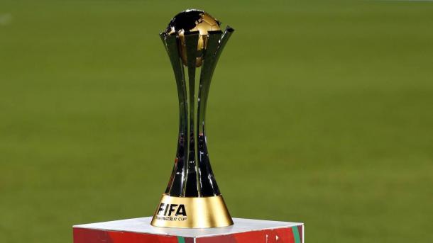 Trofeo del Mundial de Clubes. Foto: Web.