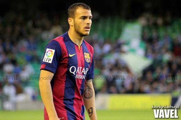 Sandro Ramírez se estrenó con el primer equipo ante el Villarreal / Juan Ignacio Lechuga - Vavel