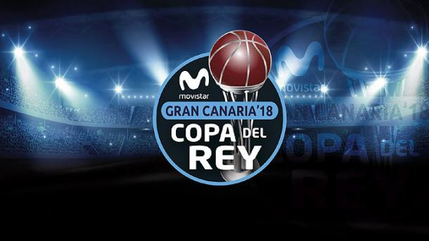 Logotipo de la Copa del Rey ACB 2018. | Imagen: ACB