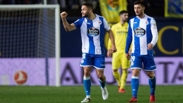 Florin Andone | Foto: RC Deportivo