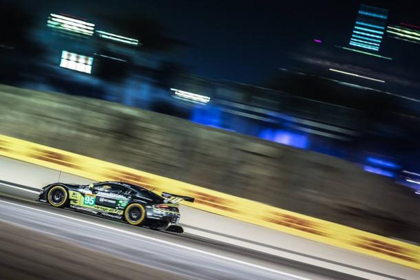 Vitória e título de pilotos para a Aston Martin na GTE-PRO. (Foto: AdrenalMedia)
