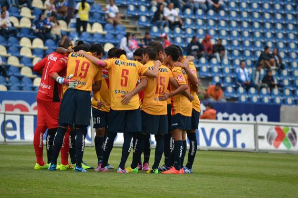 Morelia vence a América en partido amistoso