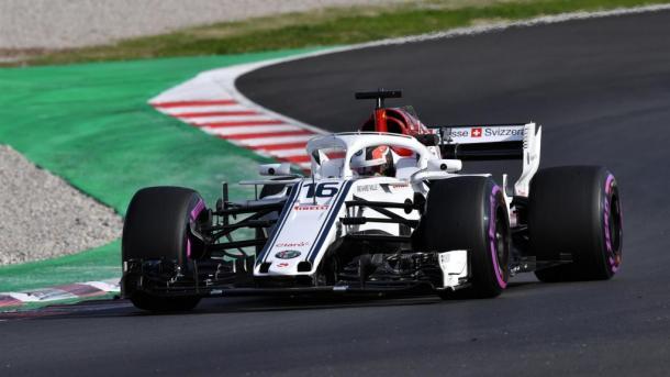 Charles Leclerc. Foto: Fórmula 1