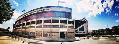 Estadio Vicente Calderón / Fuente Flickr VAVEL