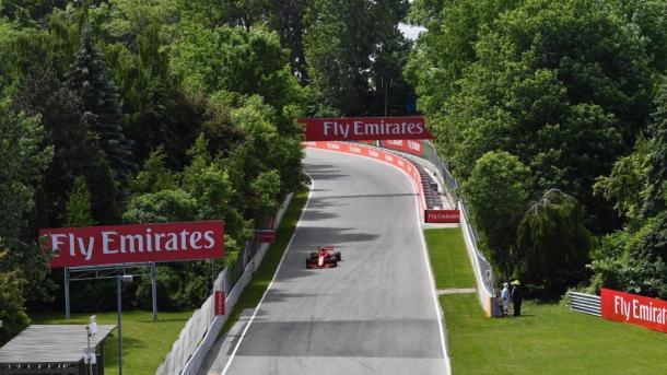 Kimi Räikkönen. Foto: Fórmula 1