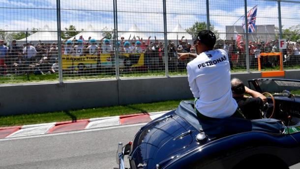Lewis Hamilton. Foto: Fórmula 1
