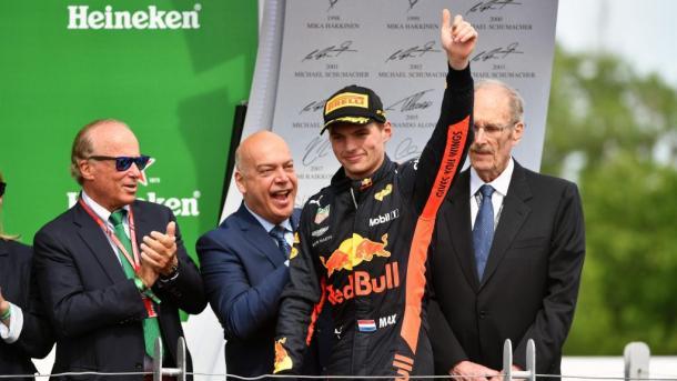 Max Verstappen. Foto: Fórmula 1