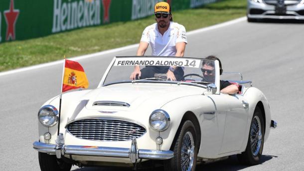 Fernando Alonso. Foto: Fórmula 1