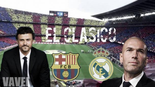 El Clasico. Fonte foto: vavel.com