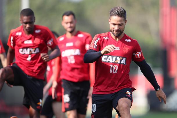 Foto: Gilvan Souza/Flamengo
