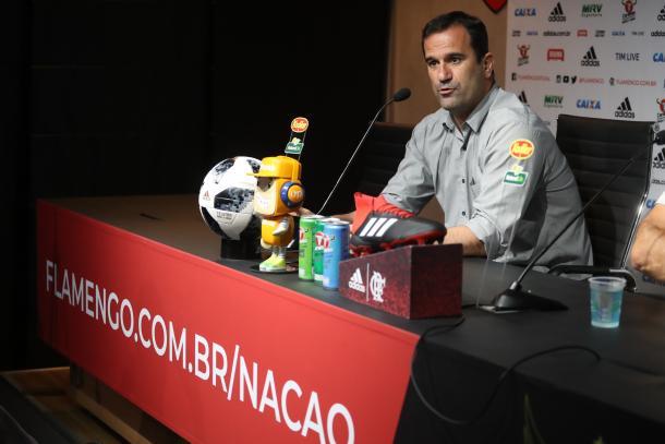 (Foto: Gilvan de Souza/ Flamengo)