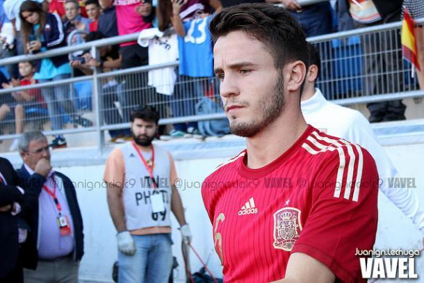 Saúl Ñíguez será importante en la selección del futuro. // Foto: VAVEL (Juan Ignacio Lechuga)