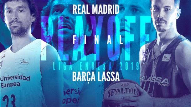 Foto de la Final de la Liga Endesa 2018-2019 | Foto: Liga Endesa.