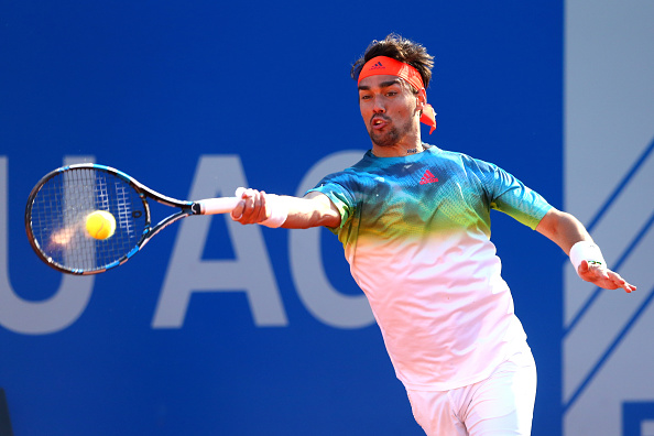 Fabio Fognini aims to add a seventh clay title to his name (Photo: Alexander Hassenstein/Getty Images)