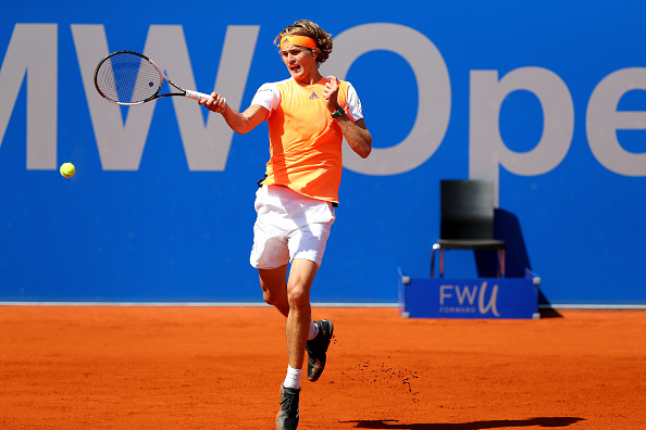 Alexander Zverev will be looking to defend his title (Photo: Alexander Hassenstein/Getty Images)