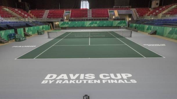 La Davis Cup by Rakuten Finlas, pospuesta para 2021. Imagen: Diario AS.