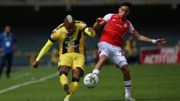 Dos partidos complicados para Sambueza, que ha tenido un bache en su nivel. Imagen: Colprensa