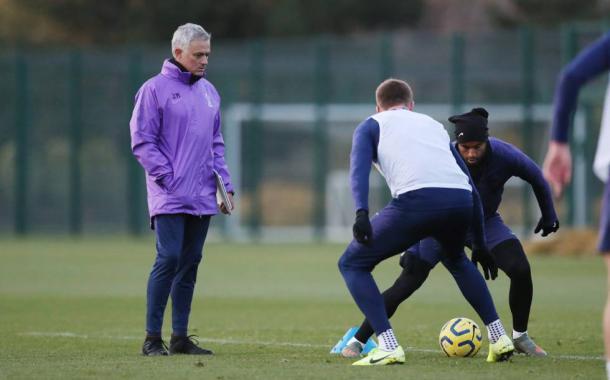 Mourinho ansioso por volver / FOTO: Spurs