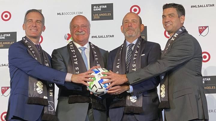 Presentación MLS All-Star 2020 (AS USA)