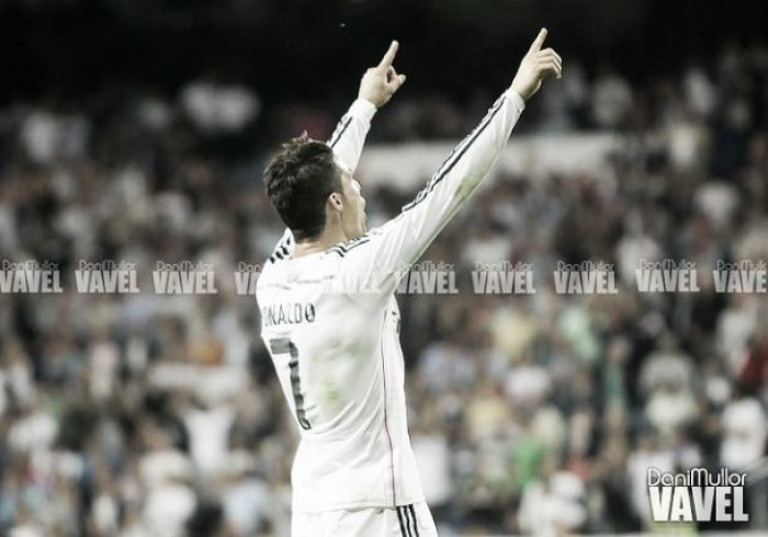 Cristiano Ronaldo cambió Madrid por Turín | Foto: Dani Mullor - VAVEL