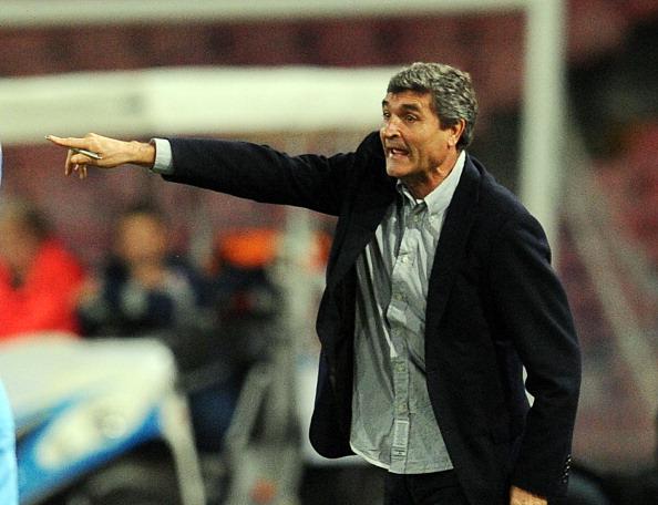 Juande teve ótima passagem pelo Dinipro, revelando grandes jogadores (Foto: Getty Images)
