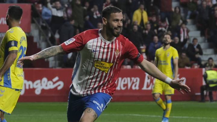 Álvaro Vázquez, cedido al Sabadell hasta junio   Foto: Diario AS