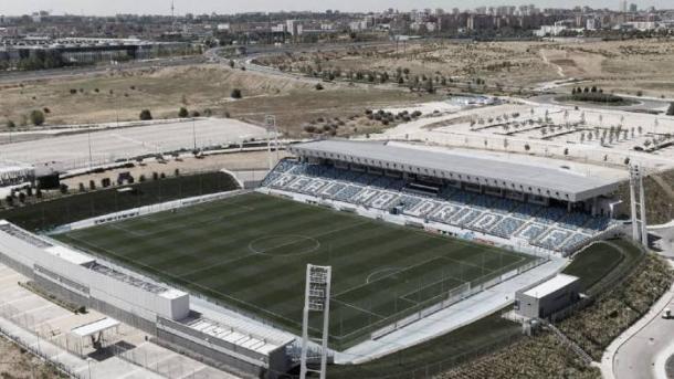 El Estadio Alfredo Di Stéfano será el feudo blanco hasta final de temporada | Foto: Real Madrid