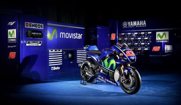 (www.facebook.com - Yamaha MotoGP)