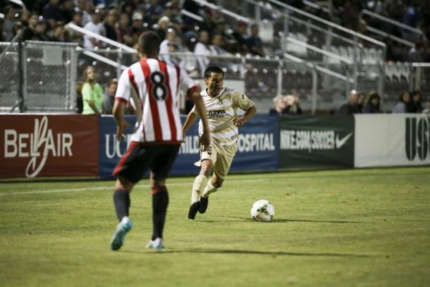 Sunderland traveled to America to play Sacramento Republic and lost 2-1. (Image source: www.sacrepublicfc.com)