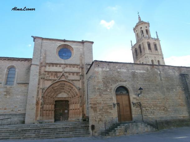 Iglesia de la Ascensión de Nuestra Señora en Santa María del Campo (imagen propia)