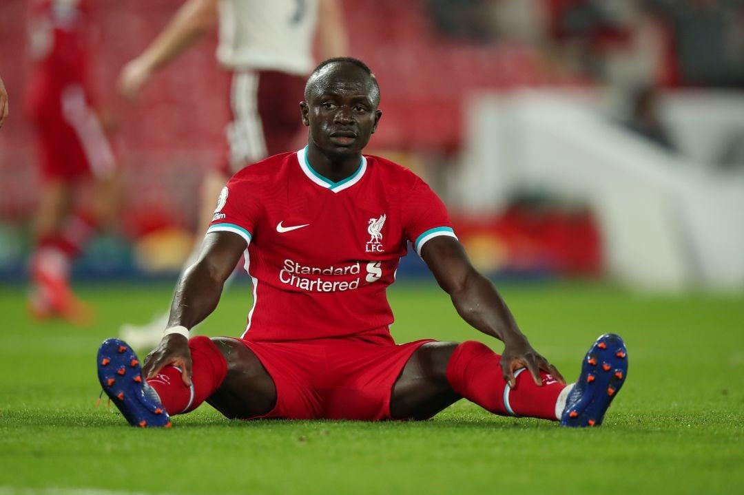 Mane, envuelto en la insolvencia / FOTO: Liverpool FC