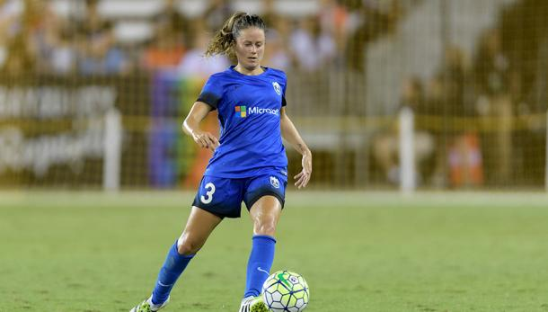 Lauren Barnes has named as vice-captain for the Reign going forward | Source: nwslsoccer.com
