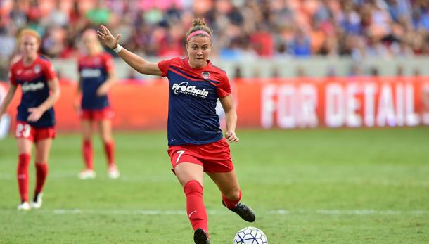 Christine Nairn will add even more talent to a good Reign midfield | Source: nwslsoccer.com