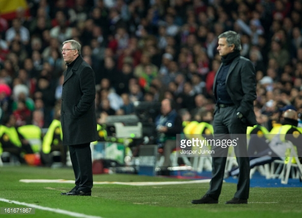 The two managers have been compared. However, they are very different. Photo: Jasper Juinen- Getty