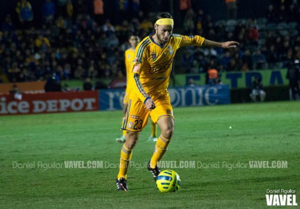 Lugo en su etapa con Tigres (2013-2016) | Foto: VAVEL