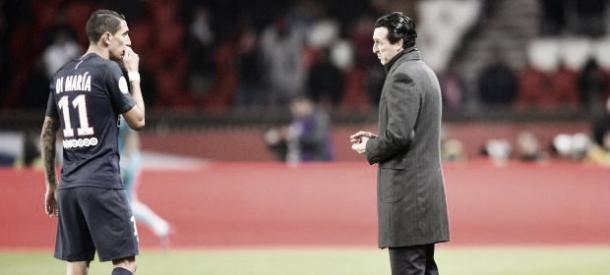 Emery está teniendo un inicio fácil de temporada en el PSG. | Foto: (ligue1.com)