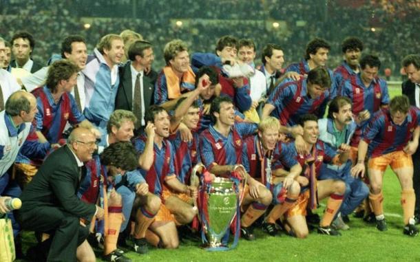 1988-96. La era del 'Dream Team'. | FOTO: FC Barcelona