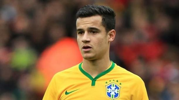 Philippe Coutinho will be expected to be one of the players to help carry the offensive responsibility on Saturday, with Neymar absent. Photo provided by PA Sport.