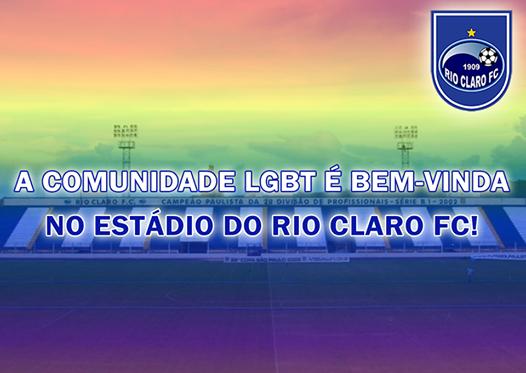 Foto: Divulgação/Rio Claro FC