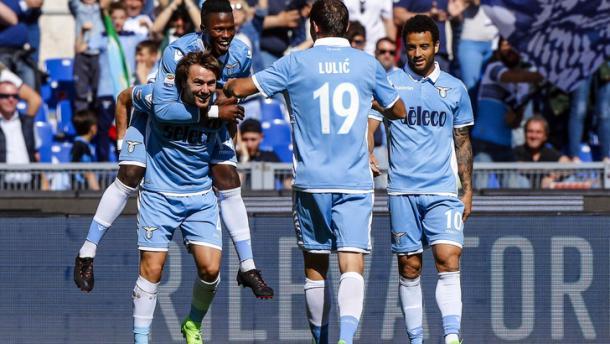 Devastante la Lazio vista con la Samp. Punteggio tennstico: 7-3. Fonte foto: tuttosport.it