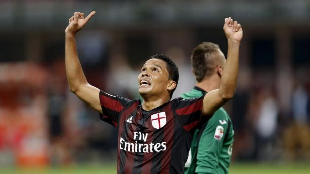 Bacca's season has been one of few positives for the club | photo: eurosport.co.uk
