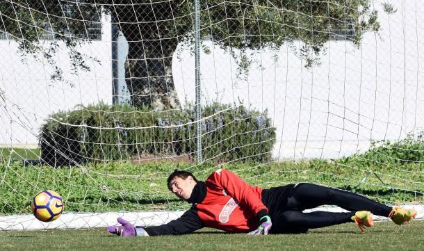 Edgar Badia fue uno de los protagonistas ante el Numancia y reconocio el mal partido del Reus. (Foto: CF Reus)