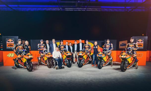 KTM Presentation - Sebas Romero